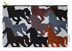 Born Free Carry-all Pouch by Joseph Frank Baraba