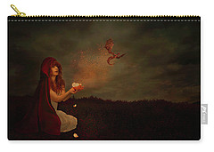 Born Of Magic Carry-all Pouch