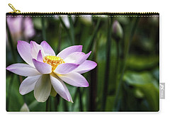 Carry-all Pouch featuring the photograph Born Of The Water Original by Edward Kreis