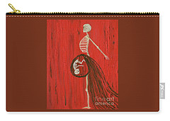 Born To Live E-birth Carry-all Pouch by Talisa Hartley