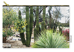 Borrego Botanical Garden Carry-all Pouch