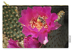 Borrego Springs Bloom 6 Carry-all Pouch