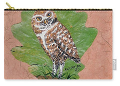 Borrowing Owl Carry-all Pouch