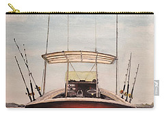 Helen's Boat Carry-all Pouch by Stan Tenney
