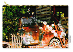 B.o.'s Fish Wagon In Key West Carry-all Pouch