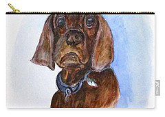 Bosely The Dog Carry-all Pouch