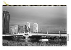 Boston Bridge Carry-all Pouch by Barbara Bardzik