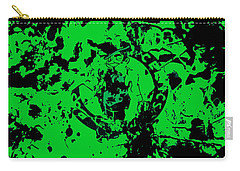 Boston Celtics 1c Carry-all Pouch by Brian Reaves