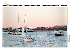 Boston Harbor View Carry-all Pouch