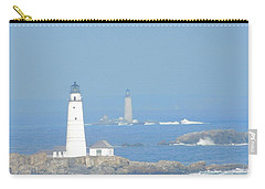 Boston Harbors Lighthouses Carry-all Pouch