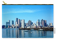 Boston Skyline A Carry-all Pouch