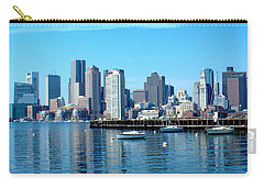 Boston Skyline B Carry-all Pouch