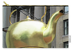 Boston Tea Pot Carry-all Pouch