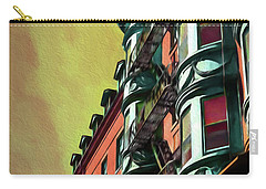 Boston's Famous North Square Carry-all Pouch