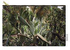Botanic Garden Valencia Carry-all Pouch
