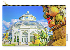 Botanical Beauty Carry-all Pouch