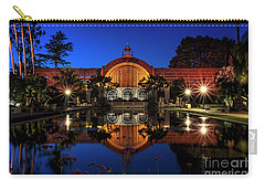 Botanical Gardens At Balboa Carry-all Pouch