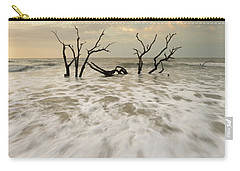 Botany Bay In South Carolina Carry-all Pouch