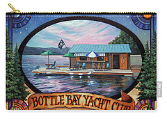 Bottle Bay Yacht Club Carry-all Pouch