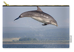 Bottlenose Dolphin - Scotland #3 Carry-all Pouch