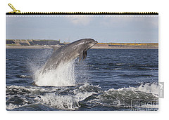 Bottlenose Dolphin - Scotland  #26 Carry-all Pouch