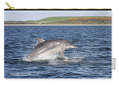 Bottlenose Dolphin - Scotland  #32 Carry-all Pouch