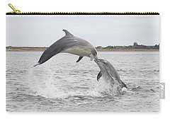 Bottlenose Dolphins - Scotland #1 Carry-all Pouch