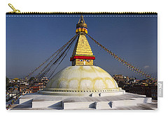 Boudhanath Stupa Carry-all Pouch