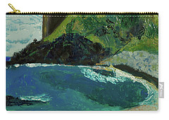 Boulder Beach Carry-all Pouch by Paul McKey