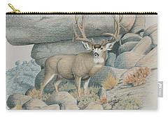 Boulder Buck  Carry-all Pouch