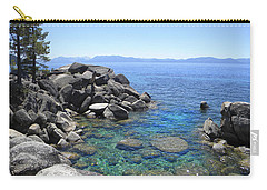 Boulder Cove On Lake Tahoe Carry-all Pouch