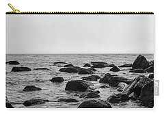 Boulders In The Ocean Carry-all Pouch