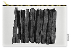 Boundaries- Art By Linda Woods Carry-all Pouch