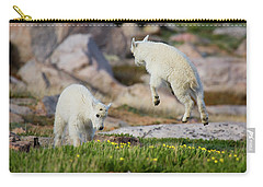 Bounder Carry-all Pouch by Jim Garrison