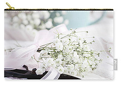 Bouquet Of Baby's Breath Carry-all Pouch
