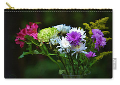Bouquet Of Flowers Carry-all Pouch