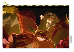 Bouquet Of Shadows Carry-all Pouch