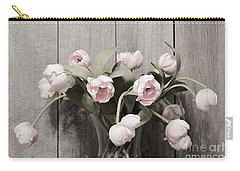 Bouquet Of Tulips Carry-all Pouch