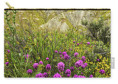 Carry-all Pouch featuring the photograph Bouquet by Peter Tellone