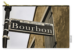 Bourbon Street, New Orleans, Louisiana Carry-all Pouch