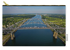 Bourne Bridge, Ma Carry-all Pouch