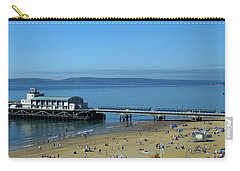 Bournemouth Pier Dorset - May 2010 Carry-all Pouch