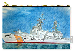Boutwell-u.s.coast Guard 719 Carry-all Pouch