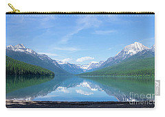 Bowman Lake Mt Carry-all Pouch