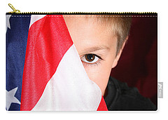 Boy And His Country Carry-all Pouch