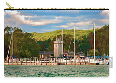 Boyne City Marina Carry-all Pouch