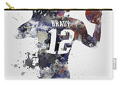 Nfl Mixed Media Carry-All Pouches