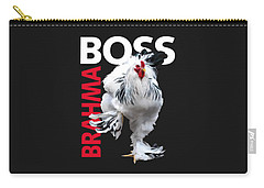 Brahma Boss II T-shirt Print Carry-all Pouch