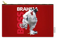 Brahma Boss T-shirt Print Carry-all Pouch