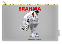 Brahma Breeders Rock Red Carry-all Pouch